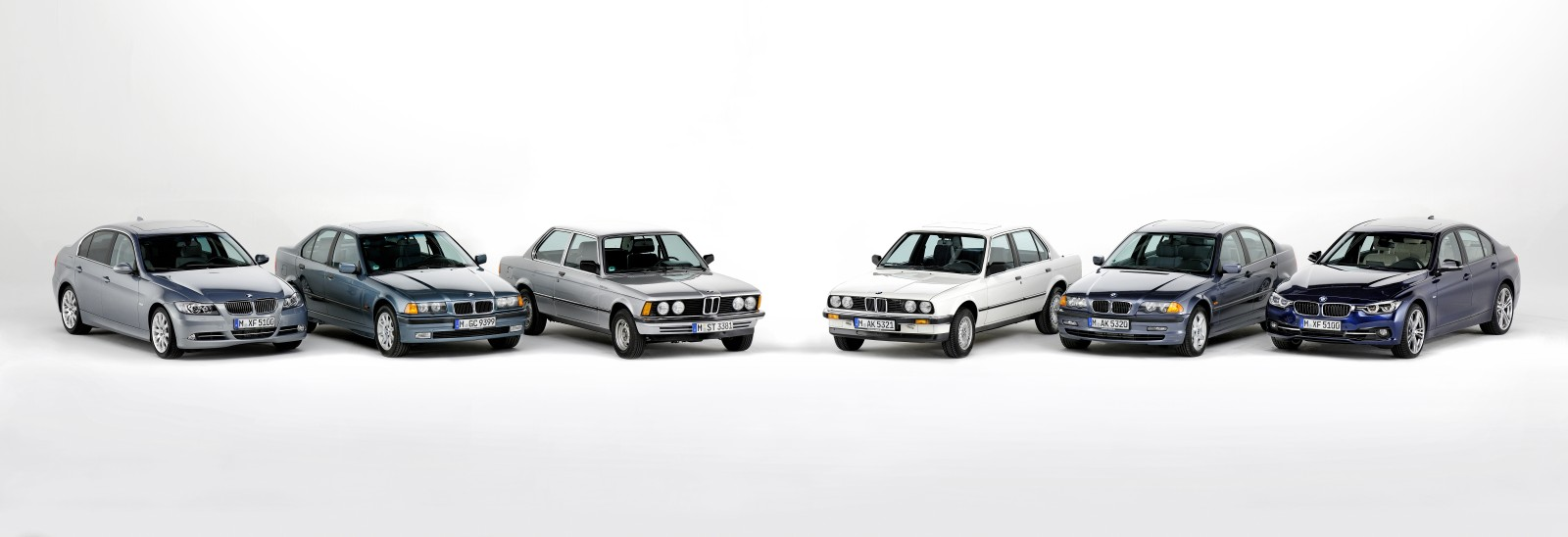 BMW 3 Series (from E21 To F90)