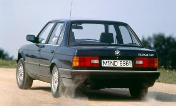 BMW 3 series history 40 years 49