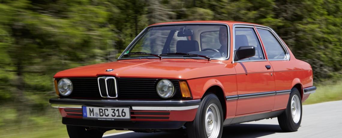 BMW 3 series history 40 years 69