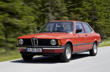 BMW 3 series history 40 years 69