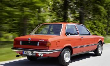 BMW 3 series history 40 years 71