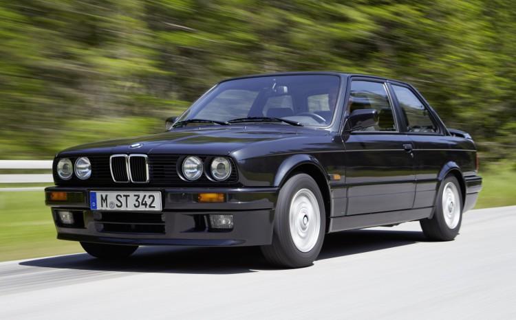 BMW 3 series history 40 years 73