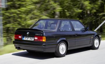 BMW 3 series history 40 years 75