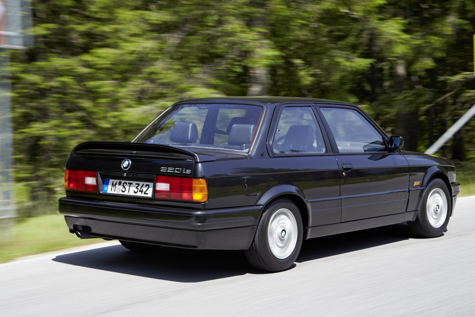 Bmw 3 Series History 40 Years 75