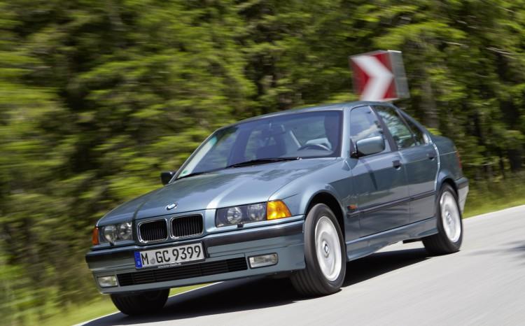 BMW 3 series history 40 years 77