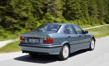 BMW 3 series history 40 years 79
