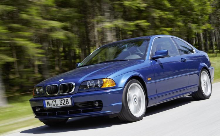 BMW 3 series history 40 years 81