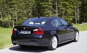BMW 3 series history 40 years 87