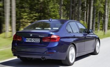 BMW 3 series history 40 years 91