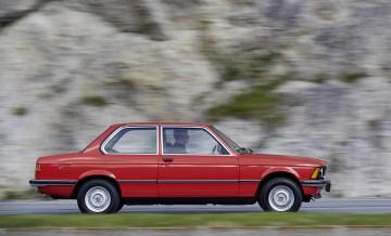 BMW 3 series history 40 years 93