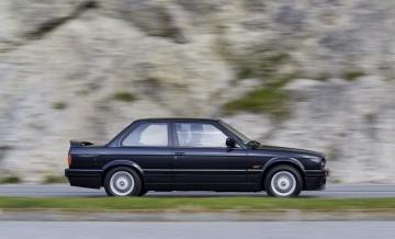 BMW 3 series history 40 years 95