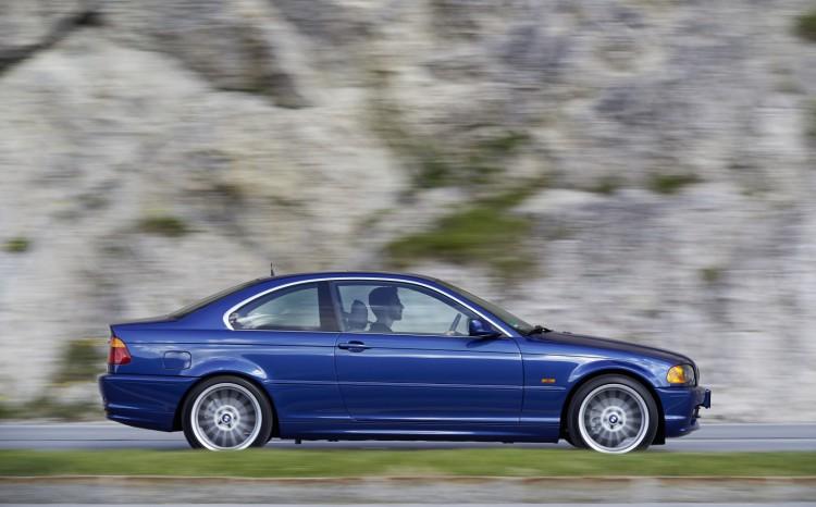 BMW 3 series history 40 years 99