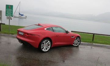 Jaguar F Type 9