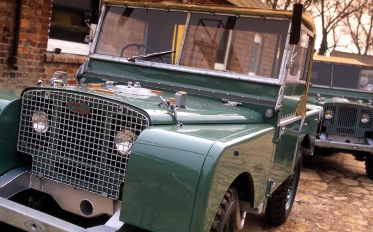 Land Rover Defender Solihull 078