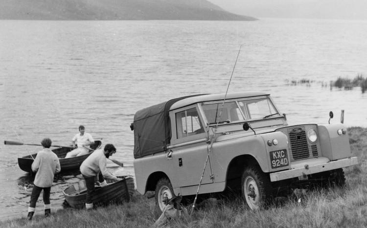 Land Rover Defender Solihull 104