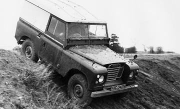 Land Rover Defender Solihull 106