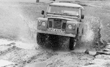 "Series III 88"" basic XFC 830V 1980 Front Mud Spray 296680"