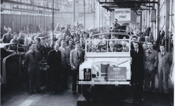 Land Rover Defender Solihull 128