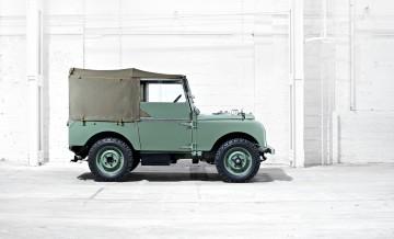 Land Rover Defender Solihull 132