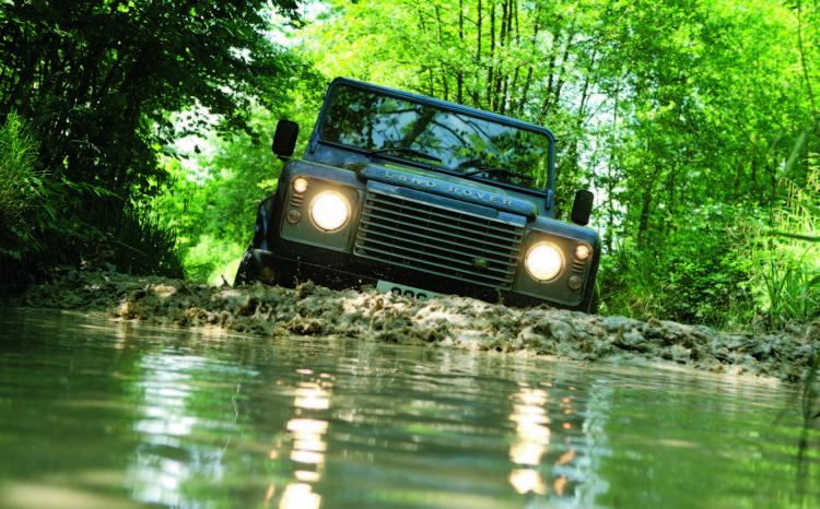 Land Rover Defender Solihull 141