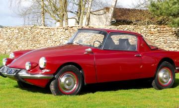 Citroen DS Bossaert GT 19 1963 Classic Blog