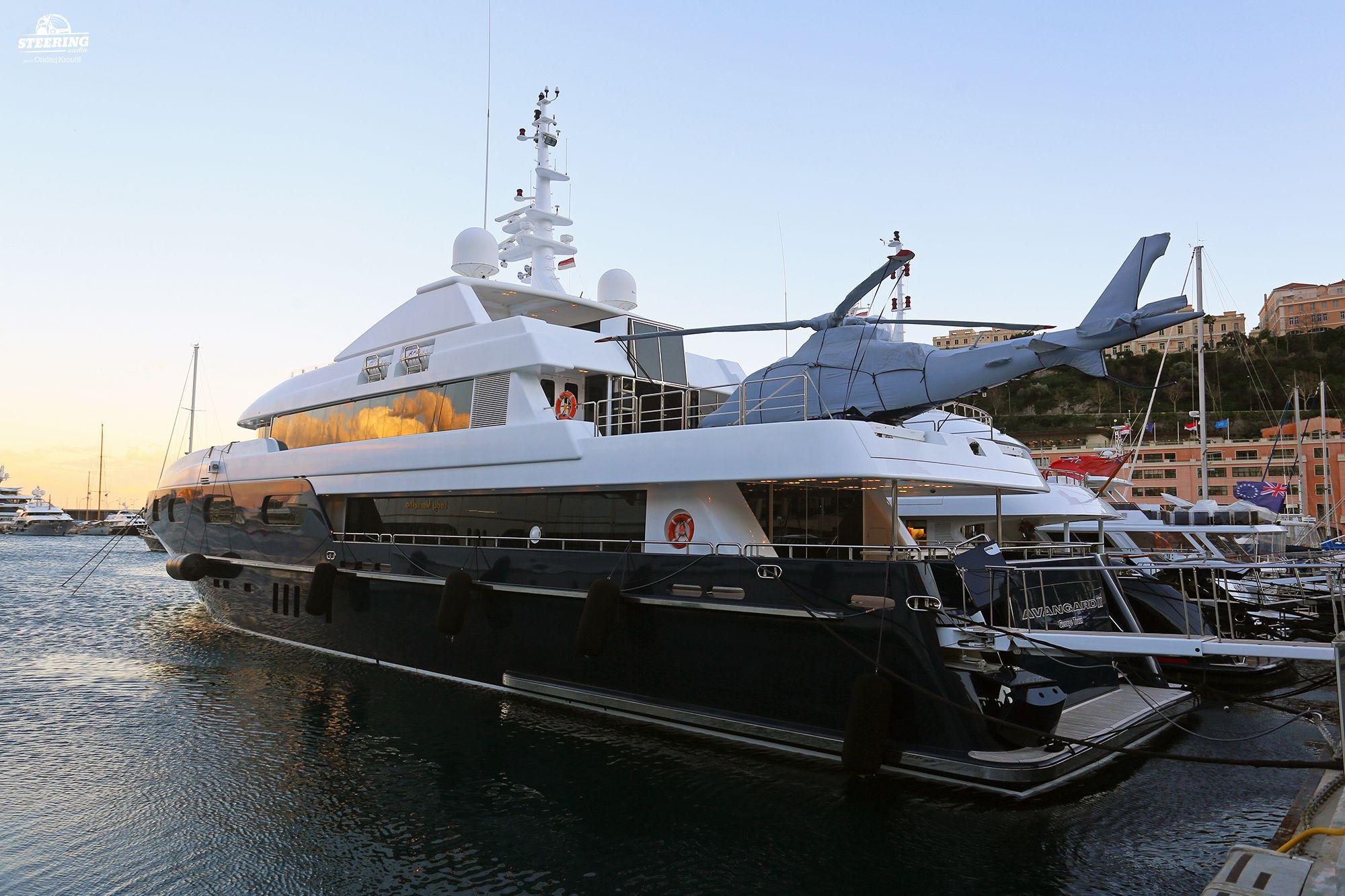 Yacht_Avantgard II