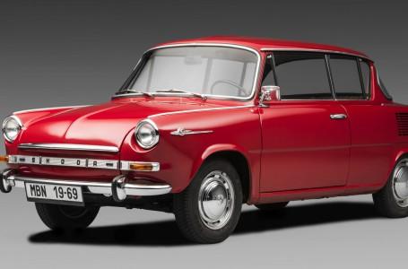 Škoda 1000 MBX