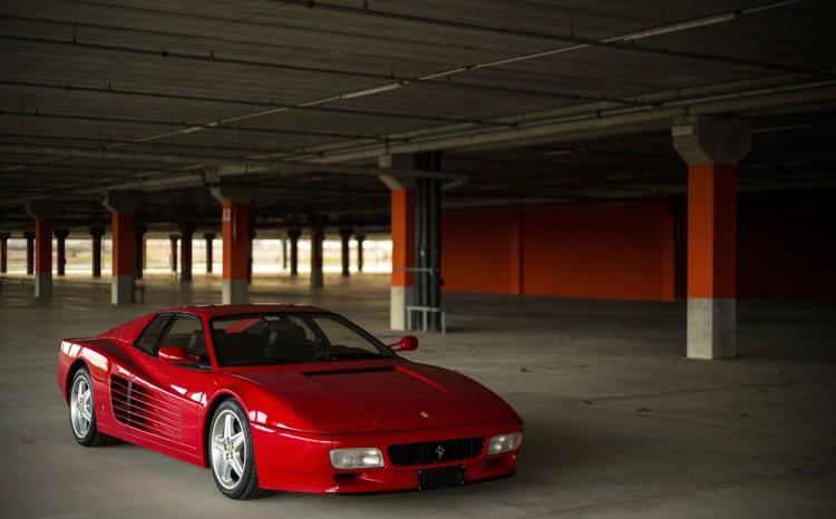 Ferrari 512 TR 2