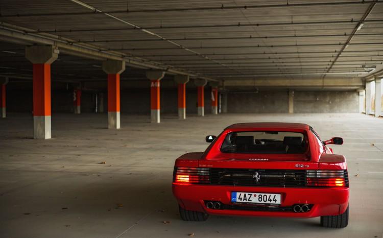 Ferrari 512 TR 5