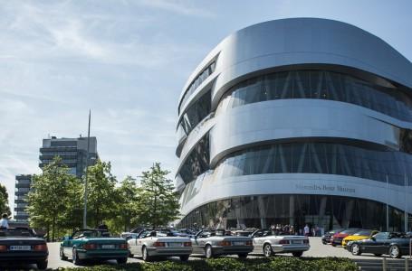 Mercedes Benz Muzeum