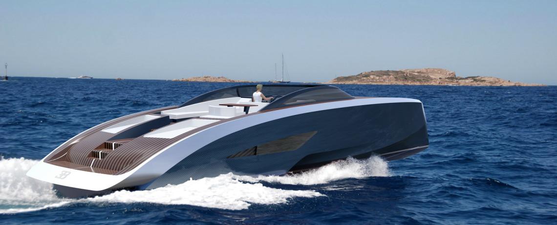 bugatti palmer yacht