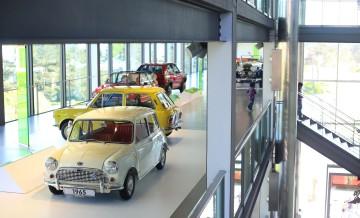 Autostadt Wolfsburg Zeit Haus
