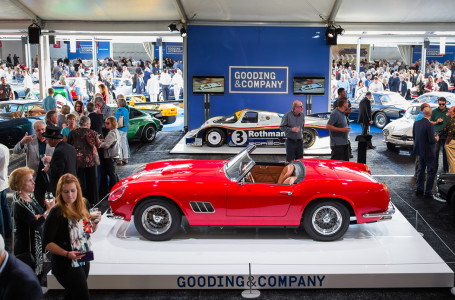 pebble beach auction 2016