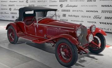 Alfaromeo 1750 Zagato