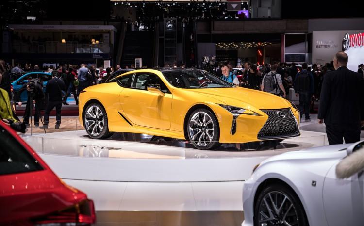 Lexus LS + LC (15)