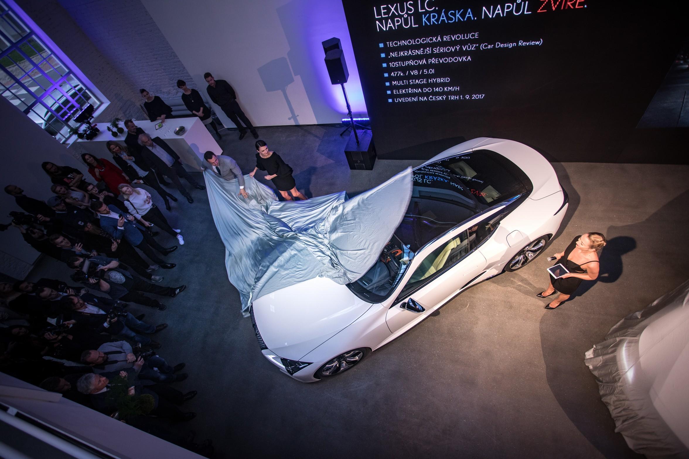 Lexus LS + LC (3)