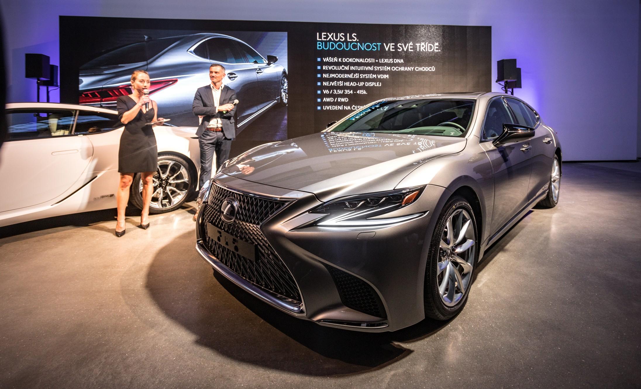 Lexus LS + LC (7)
