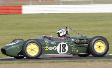 John Chisholm Lotus 18