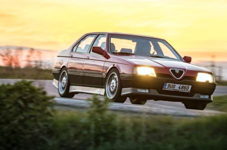 Alfa Romeo 164 QV_1990_18_uvod