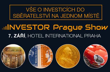 Investor Prague Show
