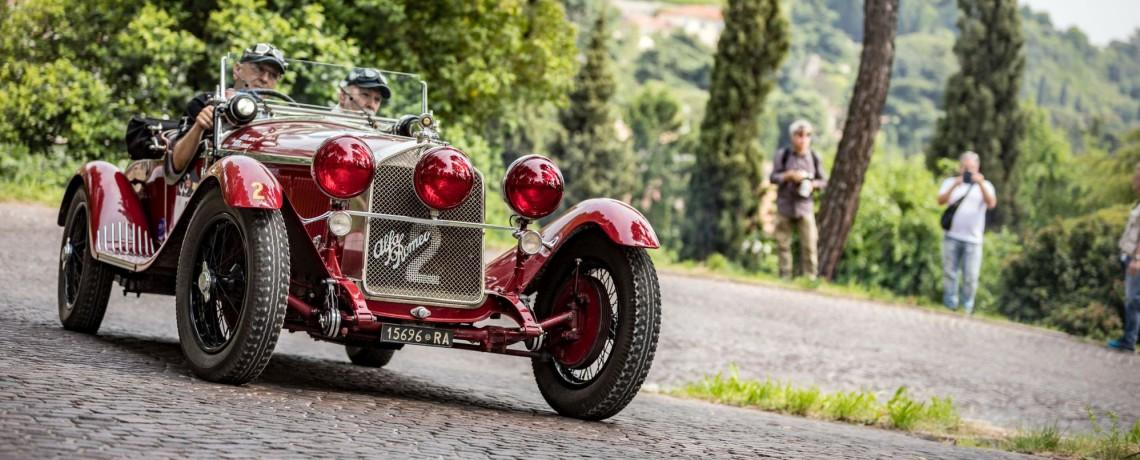 Mille Miglia 2017_Steering Media_21_uvodni_Alfa 6C