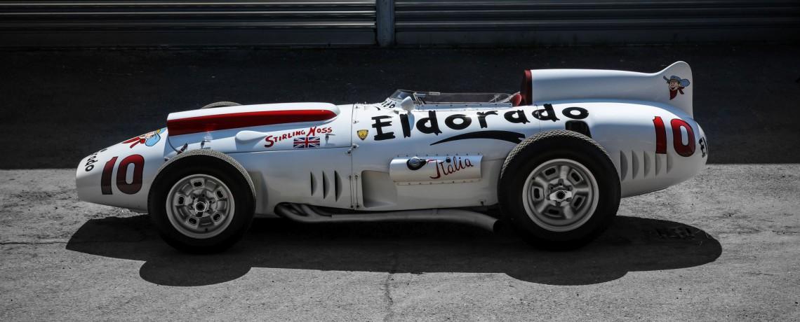 1958 Maserati Eldorado uvod