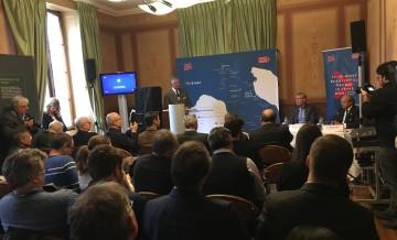 Press Conference Villa Sarasin, Ginevra 4_03_2019