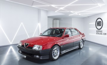 Alfa 164 Hommage Detailing_55
