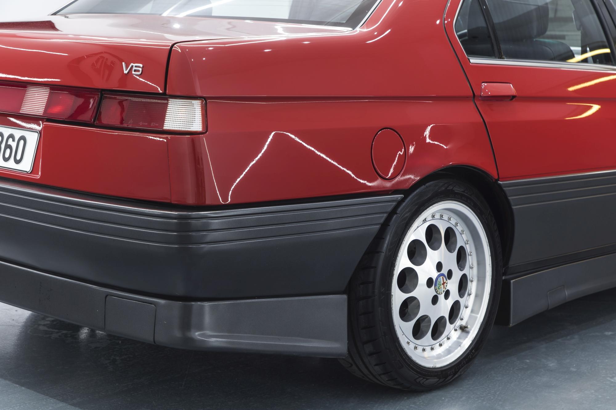 Alfa 164 Hommage Detailing_71