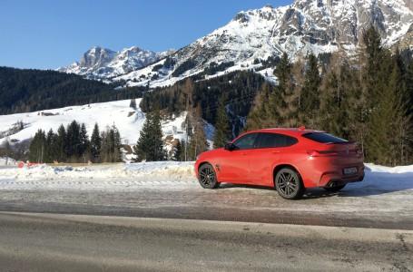 BMW X4 M Uvod