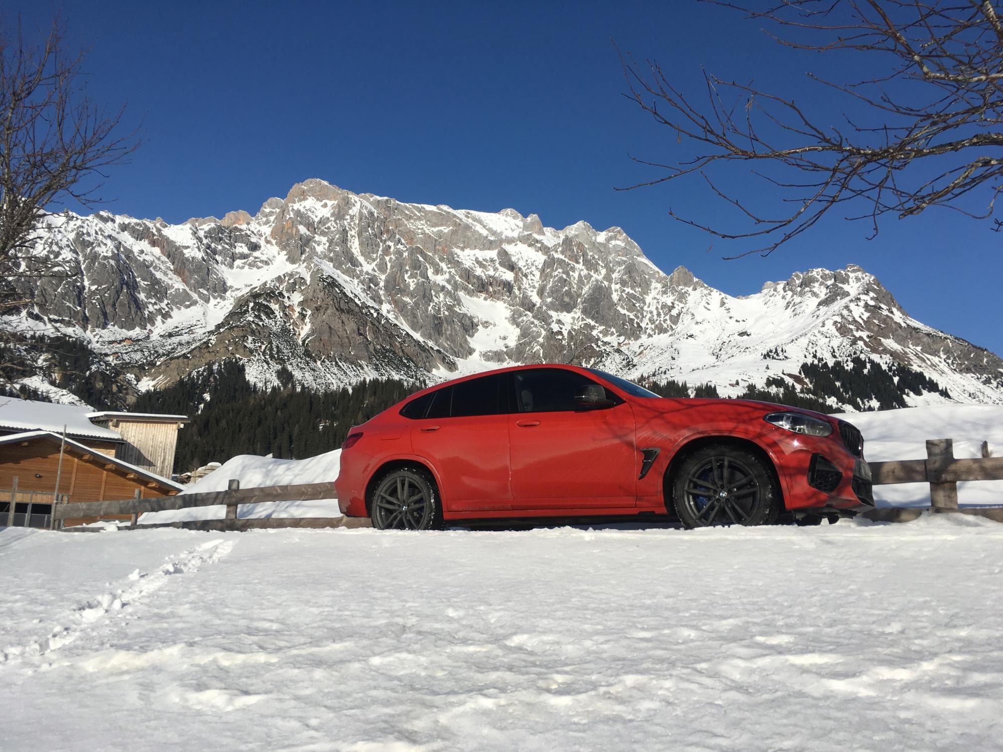 BMW X4 M_Salzburgerland5