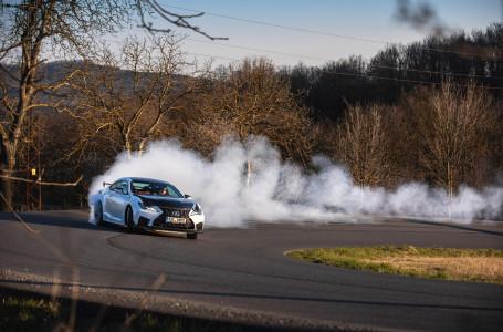 Lexus RCF TE (drift)_1