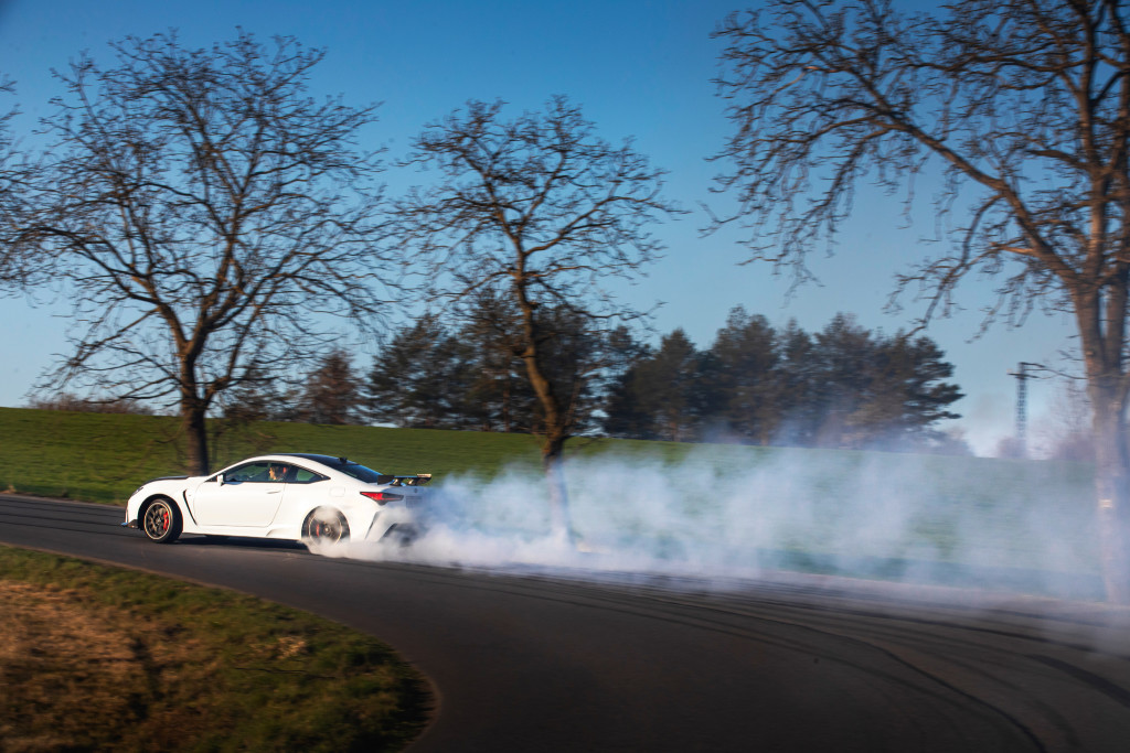 Lexus RCF TE (drift)_9