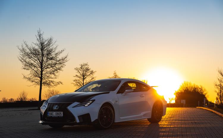 Lexus RCF TE foto_4